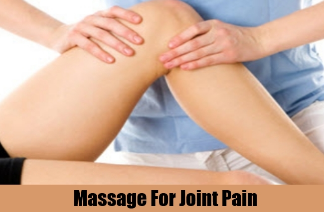 Massage For Joint Pain