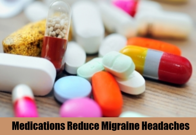Medications Reduce Migraine Headaches