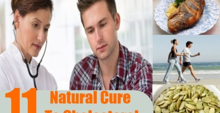 Natural Cure To Cholesterol