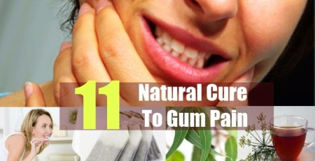 Natural Cure To Gum Pain