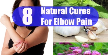 Natural Cures For Elbow Pain