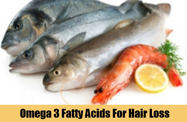 Omega 3 Fatty Acids For Hair Loss