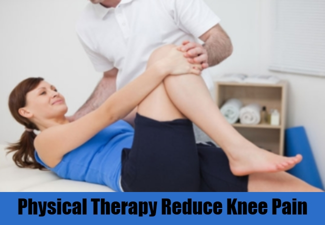 Physical Therapy Reduce Knee Pain