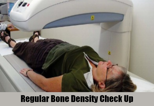 Regular Bone Density Check Up