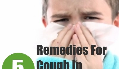 Remedies For Cough In Toddlers