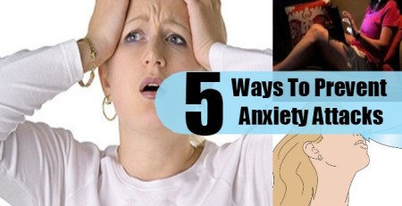Ways To Prevent Anxiety Attacks