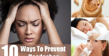 Ways To Prevent Headaches