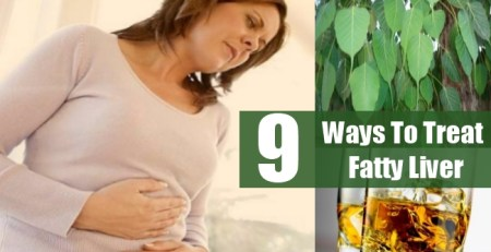 Ways To Treat Fatty Liver