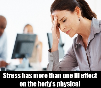 Avoid Stress And Rest