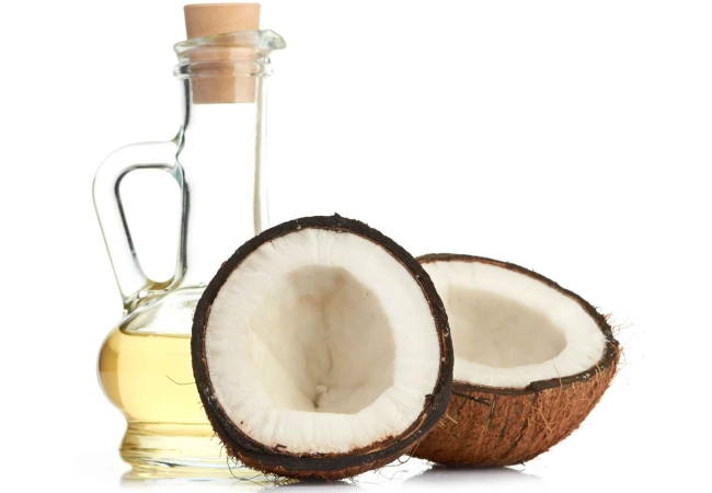 Coconut Oil For Knee Injury