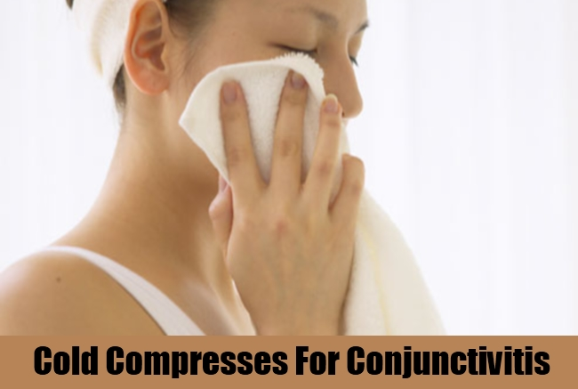 Cold Compresses For Conjunctivitis