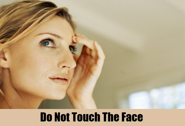 Do Not Touch The Face