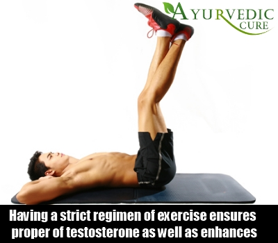 Exercise On A Routine Basis