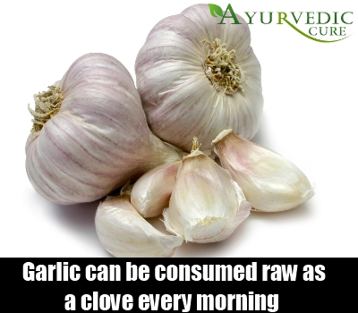 Garlic Slices