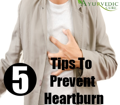 Preventing Heartburn When Eating Spicy Food