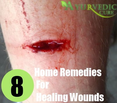 Home Remedies For Healing Wounds