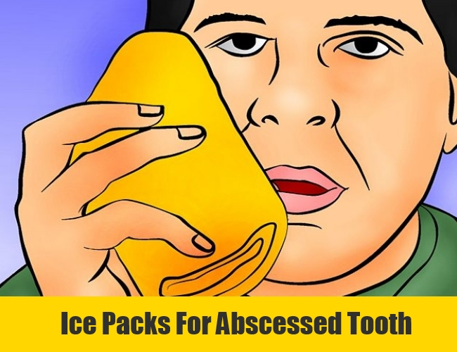 Ice Packs For Abscessed Tooth