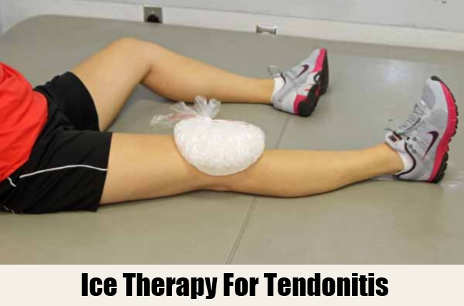 Ice Therapy For Tendonitis