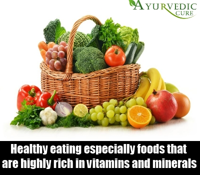 Include Grains, Vegetables And Fruits