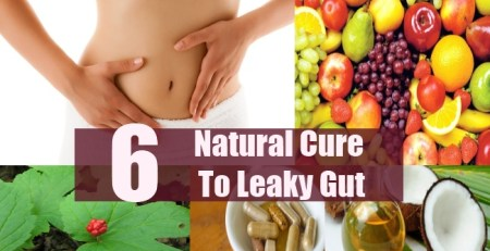 Natural Cure To Leaky Gut