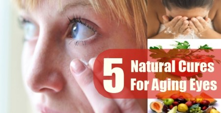Natural Cures For Aging Eyes