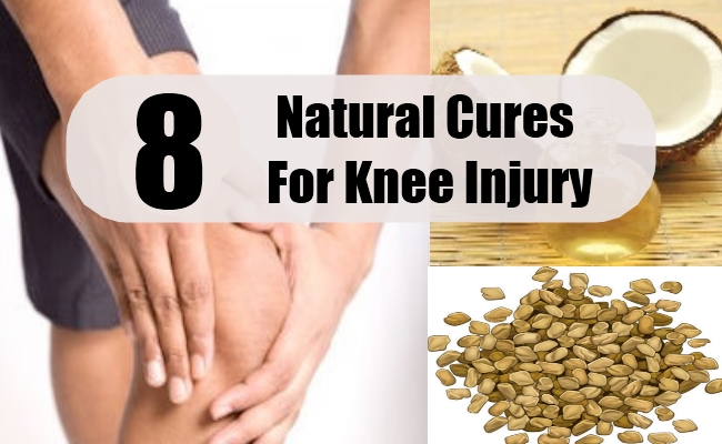Natural Cures For Knee Injury