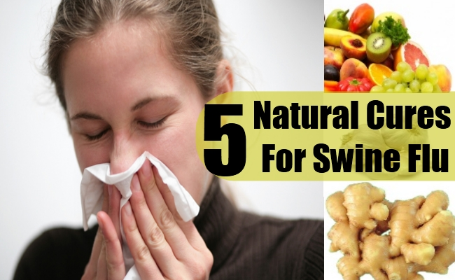 Natural Cures For Swine Flu