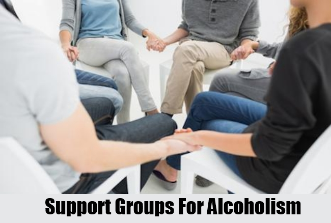 Support Groups For Alcoholism