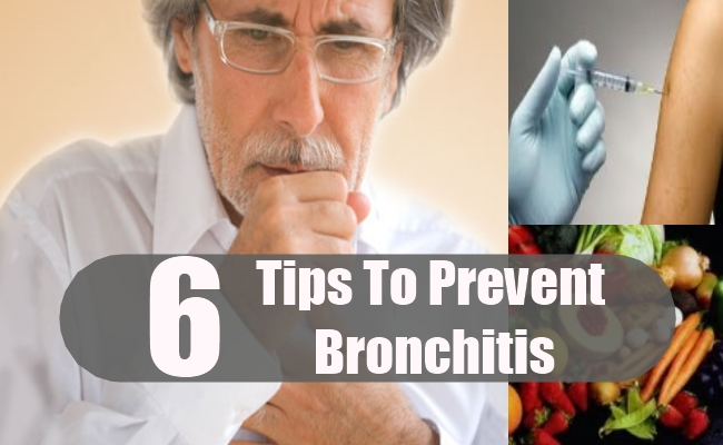 Tips To Prevent Bronchitis
