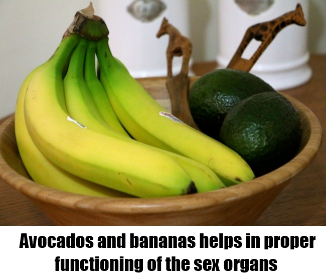 Try your Hand On Avocados And Bananas