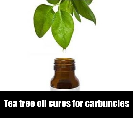 Use Tea Tree Oil