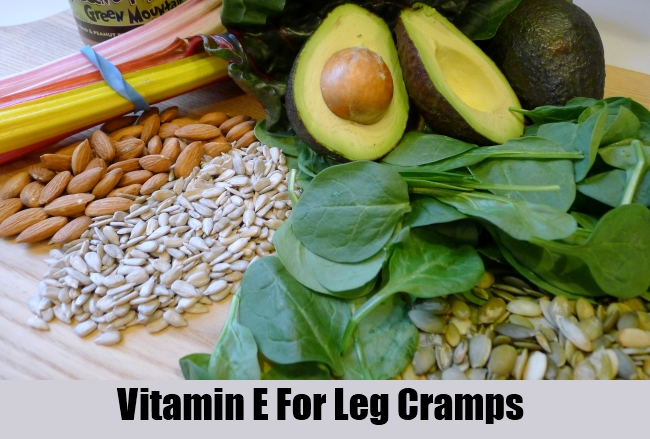 Vitamin E For Leg Cramps