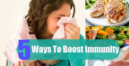 Ways To Boost Immunity