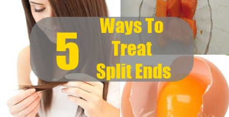 Ways To Treat Split Ends