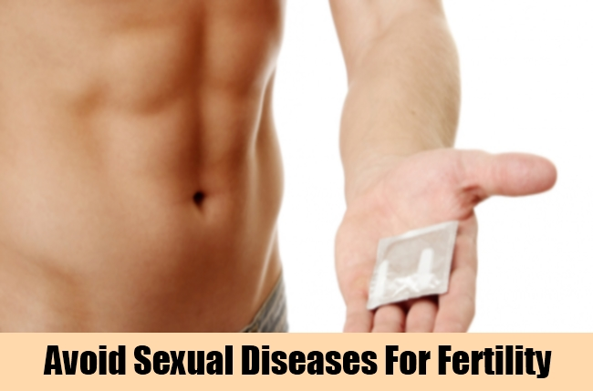 Avoid Sexual Diseases For Fertility
