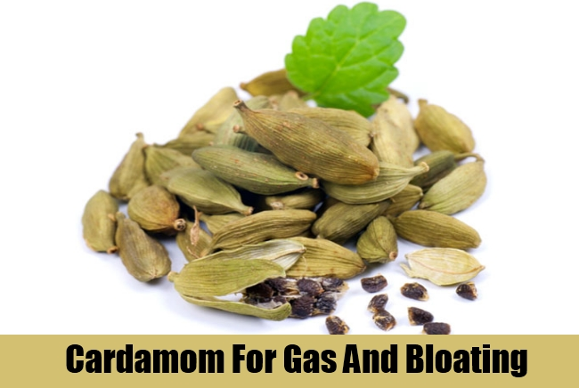 Cardamom For Gas And Bloating