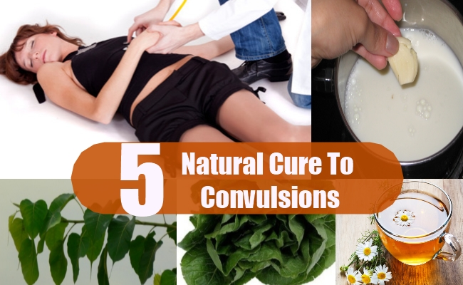 Natural Cure To Convulsions