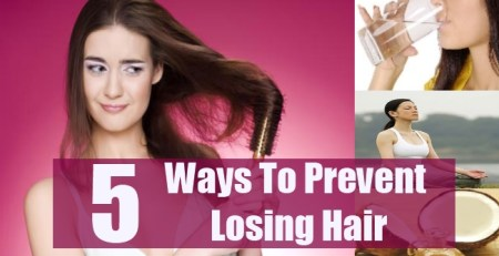 Ways To Prevent Losing Hair