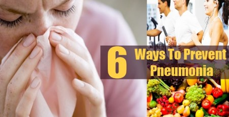 Ways To Prevent Pneumonia