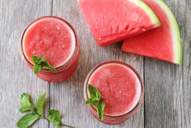 Consume Watermelon Juice