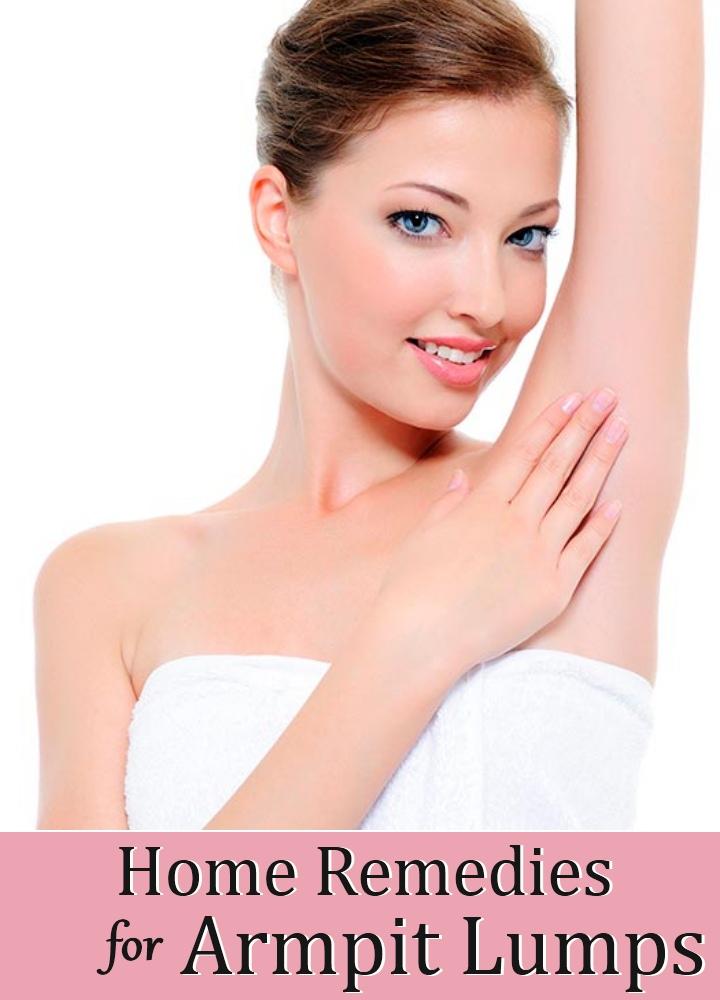 Home Remedies For Armpit Lumps