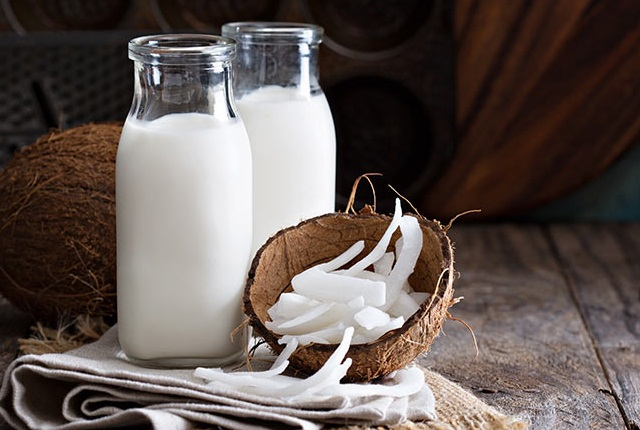 Sugar And Coconut Milk