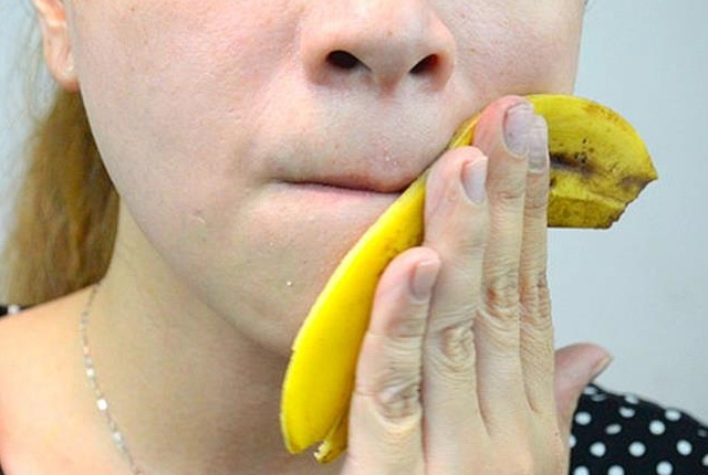 Banana Facial Peel