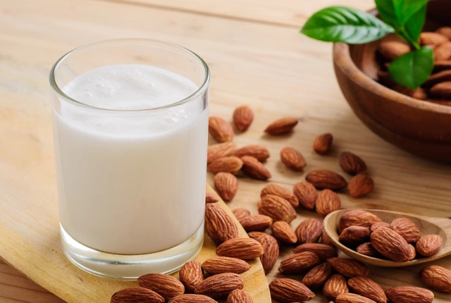 Almonds And Milk