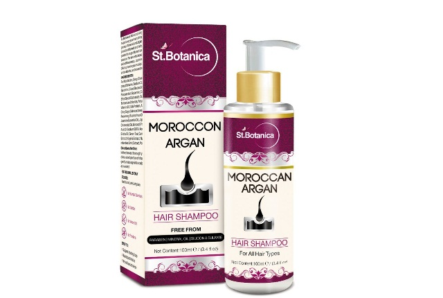 St. Botanica Argan Oil Shampoo