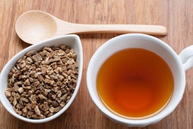 Gentian Tea