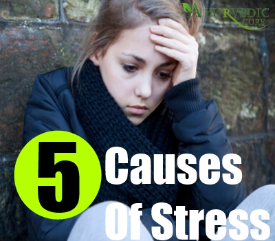 5 Causes Of Stress