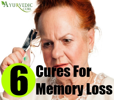 6 Cures For Memory Loss