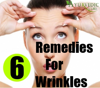 6 Remedies For Wrinkles