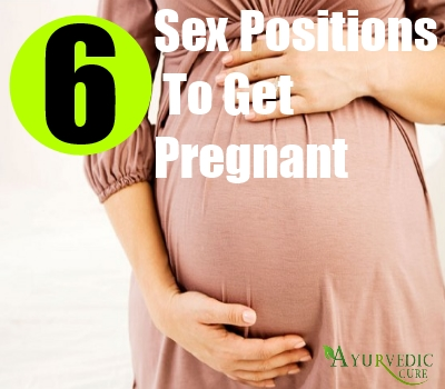 Best position to get a pregnant woman